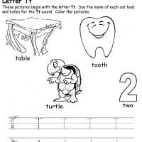 T Beginning Consonant