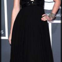 Taylor Swift in Black Gown Bookmark