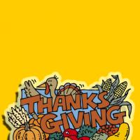 Printable Thanksgiving Turkey Card - Printable Greeting Cards - Free Printable Cards