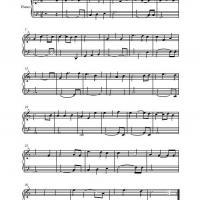 sara bareilles king of anything piano sheet music pdf