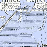 Think Or Swim Maze