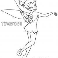 Tinkerbell Winking