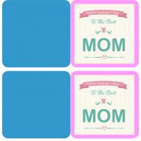 Printable To the Best Mom Mother's Day Cards - Printable Mothers Day Cards - Free Printable Cards