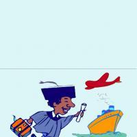 Traveling Graduate