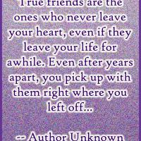 Printable True Friends - Printable Friendship Quotes - Free Printable Quotes