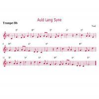 Trumpet - Auld Lang Syne