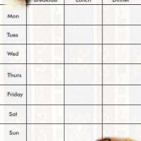 Weekly Meal Planner