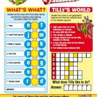 What's What And Tilly's World