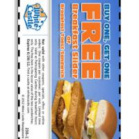 White Castle Buy One Get One Free Coupon