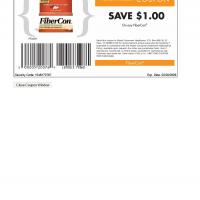 Wyeth Save $1 on FiberCon