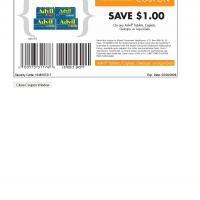 Wyeth Save $1on Advil Tabelt, Gelcap and Liqui-Gel