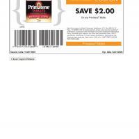 Wyeth Save $2 on Any Primatene Tablets