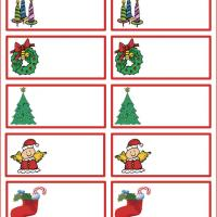 Xmas Themed Gift Cards