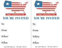 United States Invitation