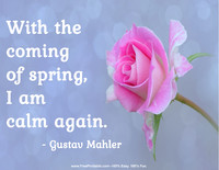 Easter Quotation Mahler