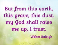 Easter Quotation Raleigh
