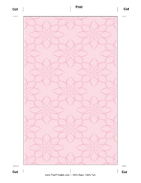 Lotus Bookmark