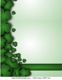Irish Letterhead