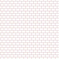 "8.5""x11"" Brick Graph Paper"