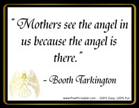 Tarkington Mothers Quotation