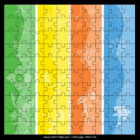 Seasonal Colors Puzzle