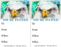 Eagle Invitation