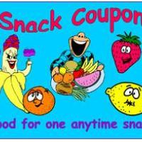 Anytime Snack Coupon