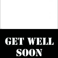Get Well No Frills Card