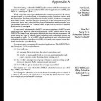 Grades K-4 Part3 - Amateur Radio In Space - Appendices