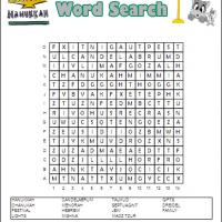 Hanukkah Word Search