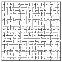 Rectangle Maze