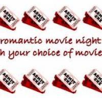 Romantic Movie Night Coupon