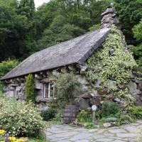 Ugly Stone House